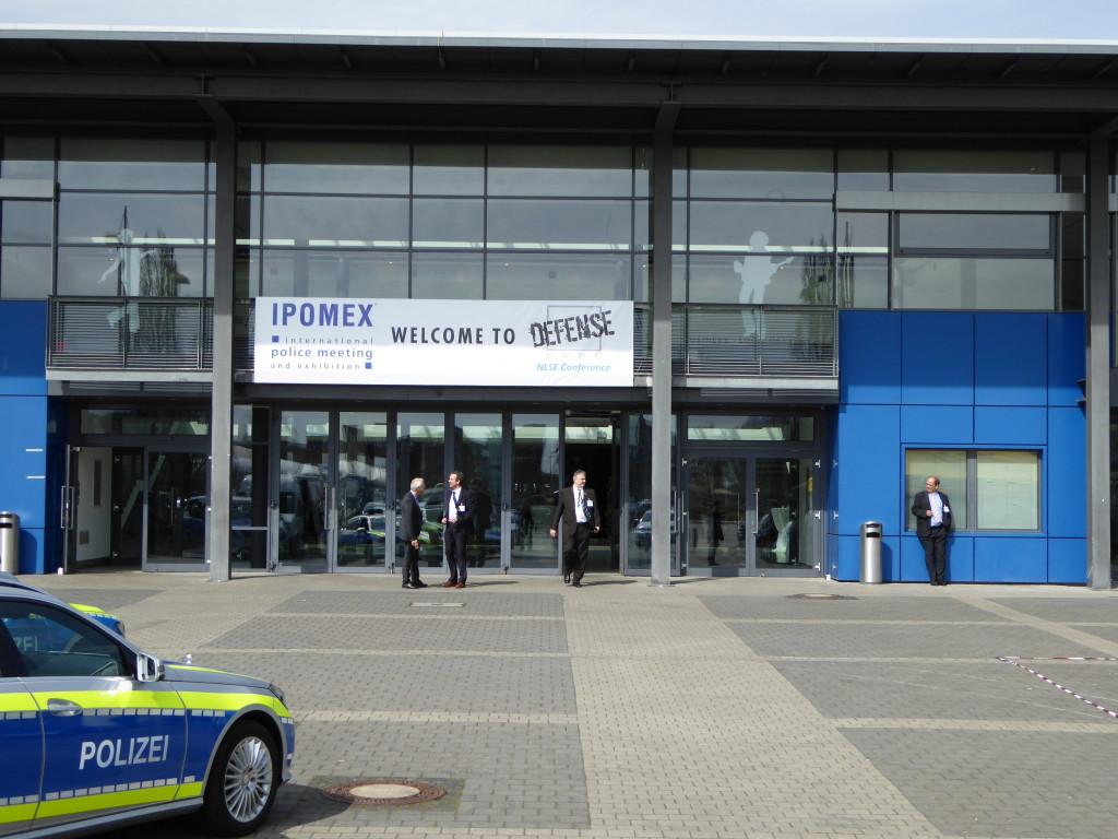Zeitgleich mit der Hannover Messe: Defense Expo in Münster       Foto: Hoffmann